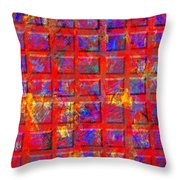 0890 Abstract Thought Throw Pillow
