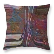 0922 Abstract Thought Throw Pillow