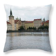 Praga Throw Pillow