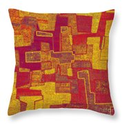 0296 Abstract Thought Throw Pillow