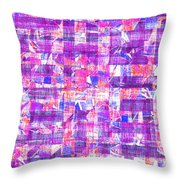 0397 Abstract Thought Throw Pillow