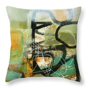 1/100 Throw Pillow