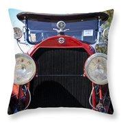 1922 Stutz Throw Pillow