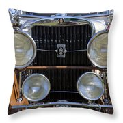 1929 Cadillac 341-b Sport Phaeton Throw Pillow