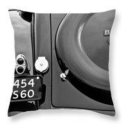 1937 Bugatti Type 57c Ventoux Throw Pillow