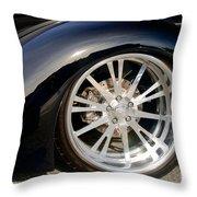 1937 Ford Oze Throw Pillow
