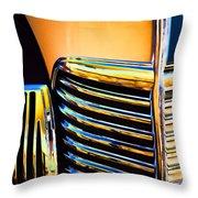 1939 Studebaker Champion Grille Throw Pillow
