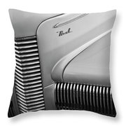 1940 Nash Grille Throw Pillow