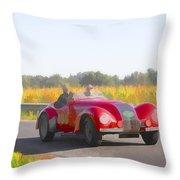 1947 Allard K1 Roadster Throw Pillow