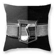 1948 Studebaker Emblem Throw Pillow
