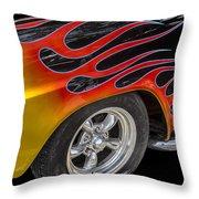 1948 Studebaker Starlight Coupe Throw Pillow