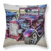 1949 Ford Pick Up Truck  Throw Pillow