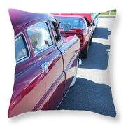 1949 Hudson Throw Pillow