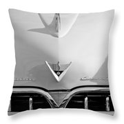 1953 Studebaker Emblem Throw Pillow