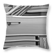 1958 Oldsmobile Throw Pillow