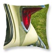 1960 Chrysler 300-f Muscle Car Throw Pillow
