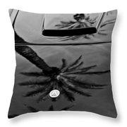 1963 Apollo Hood Throw Pillow