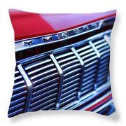 1964 Plymouth Savoy Throw Pillow