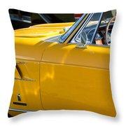 1965 Ferrari 275gts Throw Pillow