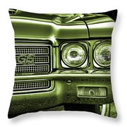 1971 Buick Gs Throw Pillow