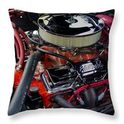 350 Battle Ax Throw Pillow