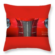 40 Ford Coupe Throw Pillow