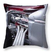 455 Rocket Throw Pillow