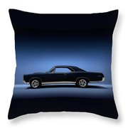 67 Gto Throw Pillow by Douglas Pittman