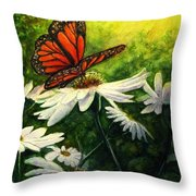 A Life-changing Encounter Throw Pillow