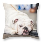 A Shoe-in Throw Pillow