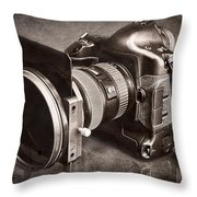 A Trusted Partner Throw Pillow
