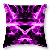 Abstract 126 Throw Pillow