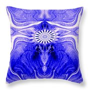 Abstract 139 Throw Pillow