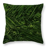Abstract 286 Throw Pillow