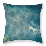 Blessed - Abstract Art  Throw Pillow