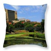 Adelaide 2 Throw Pillow