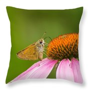 All Things Big And Small Throw Pillow