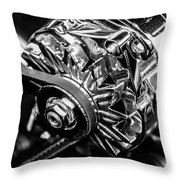 Alternate Throw Pillow