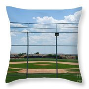 America's Game Throw Pillow