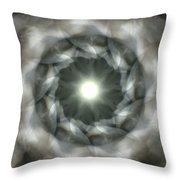 Ancient Light II Throw Pillow