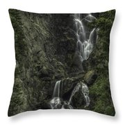 Angel Falls Throw Pillow