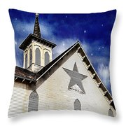 Angels Among Us Throw Pillow by Kevyn Bashore