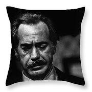 Antony Carbone A Delicate Balance Santa Rita Hotel Tucson Arizona 1969-2008 Throw Pillow