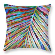 Areca Throw Pillow