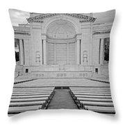 Arlington Amphitheater Throw Pillow