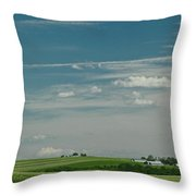 Aroostook 1 Throw Pillow