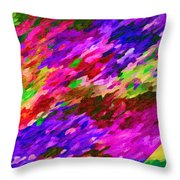 Art Abstract Background 97 Throw Pillow