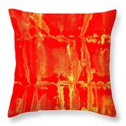 Art Homage Mark Rothko 1 Arizona City Arizona 2005 Throw Pillow