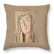 Art Therapy 156 Throw Pillow