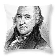 Artemas Ward (1727-1800) Throw Pillow